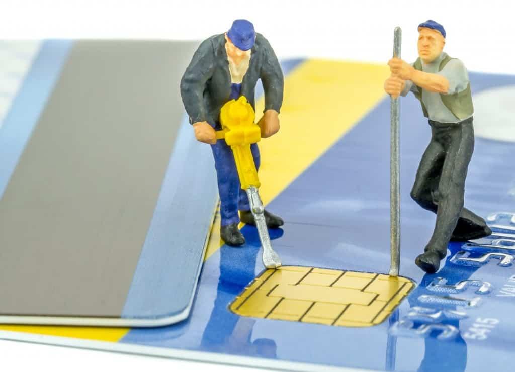 EMV Credit Card Chips