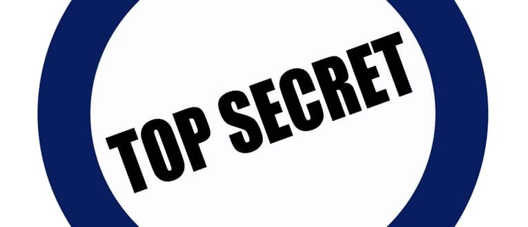 information top secret