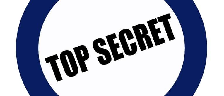 information top secret