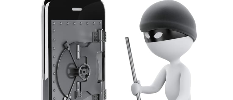 secure smart phones
