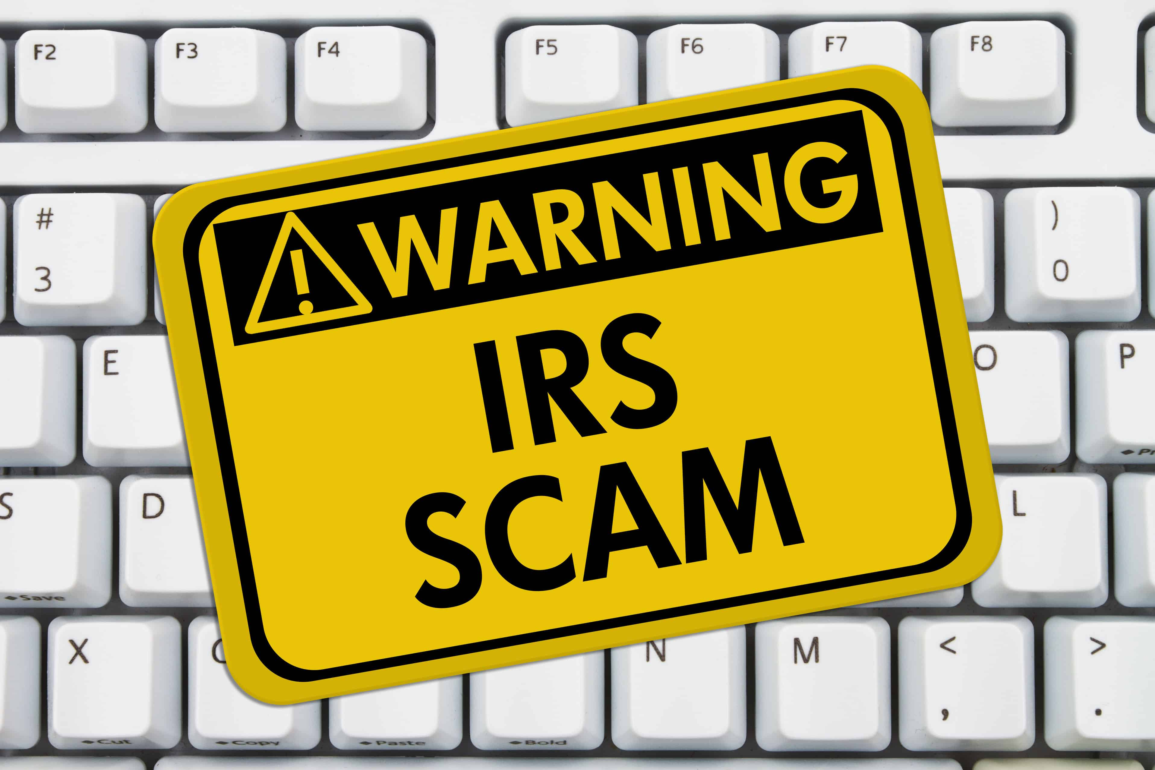 Tax Scams Are Up 400% This Year
