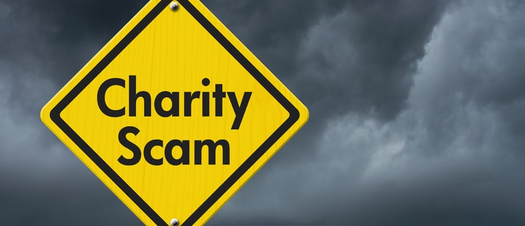 Charity Scam