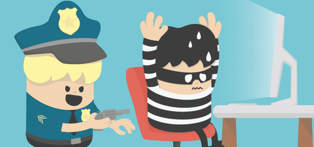 why so hard to catch an identity thief