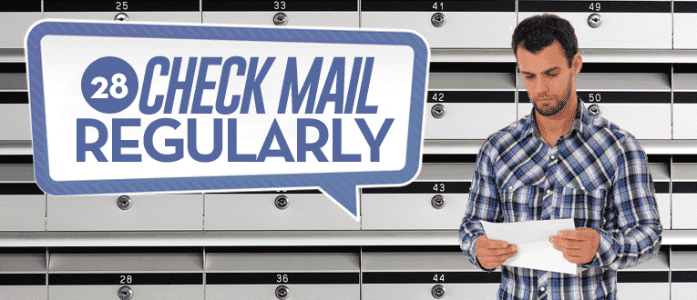check-mail-regularly