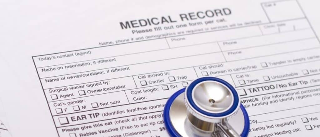 medical records identity theft