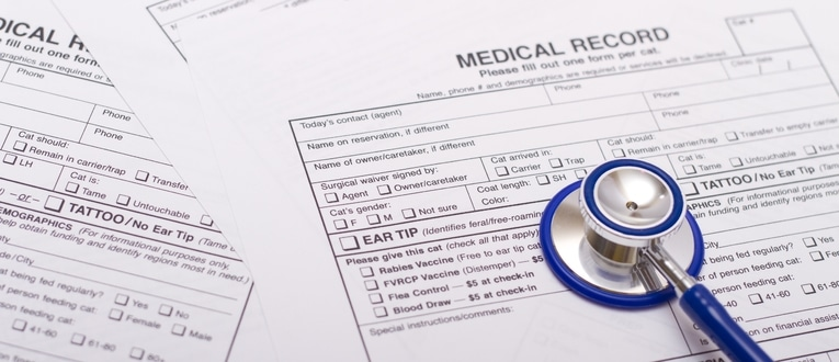 Medical Record Identity Theft