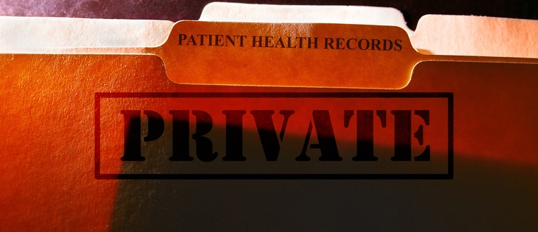 Patient Records are Private