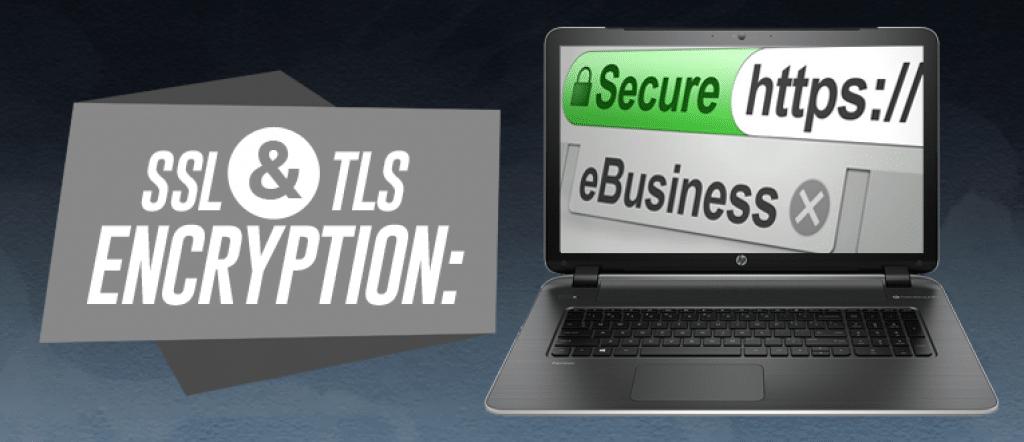 SSL TLS Encryption