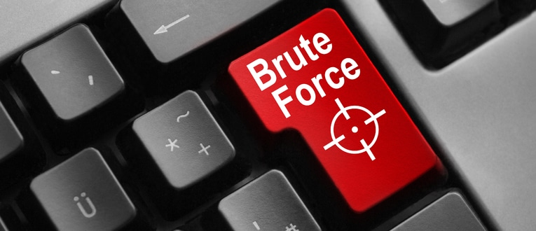 why are brute force attacks used