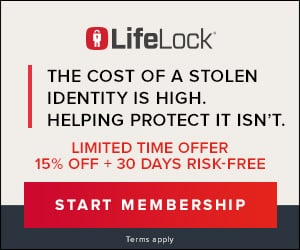 lifelock 15% discount code