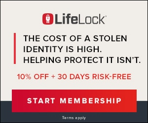 lifelock 15% discount code