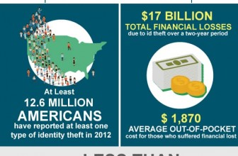 Facts and figures about the face of identity theft in 2016